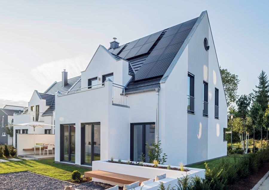 Energieeffizienzhaus Rostock - werden Sie Energieunabhängig