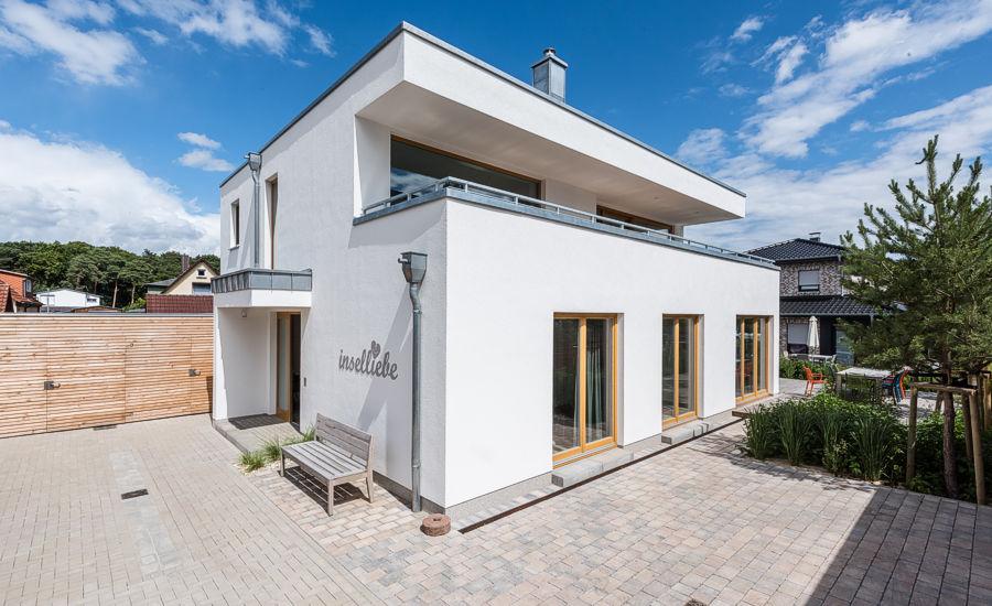 Ein Haus bauen auf der Insel Usedom.